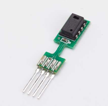 Amphenol Advanced Sensors Telaire ChipCap 2-SIP Humidity and Temperature Sensors