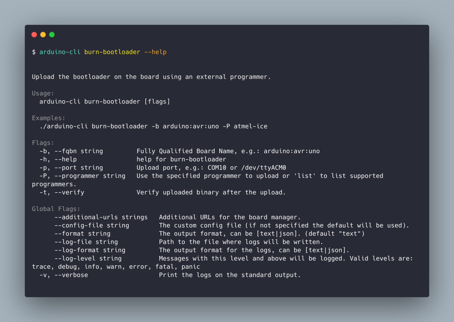 The Arduino CLI just got some new exciting features