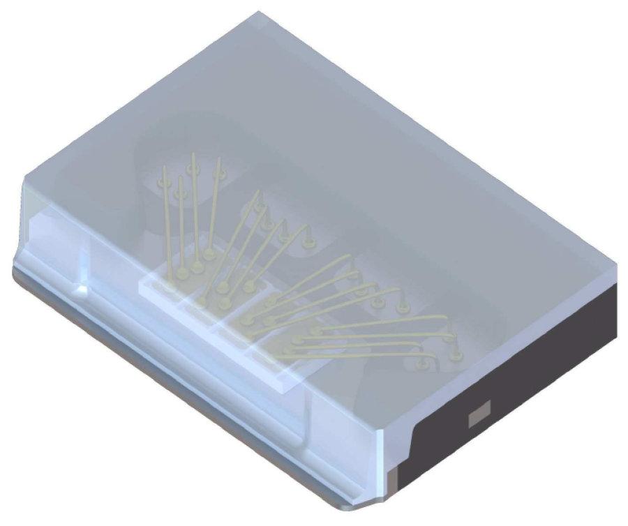 OSRAM Opto Semiconductors SPL SxL90A LiDAR QFN Packaged SMT Lasers