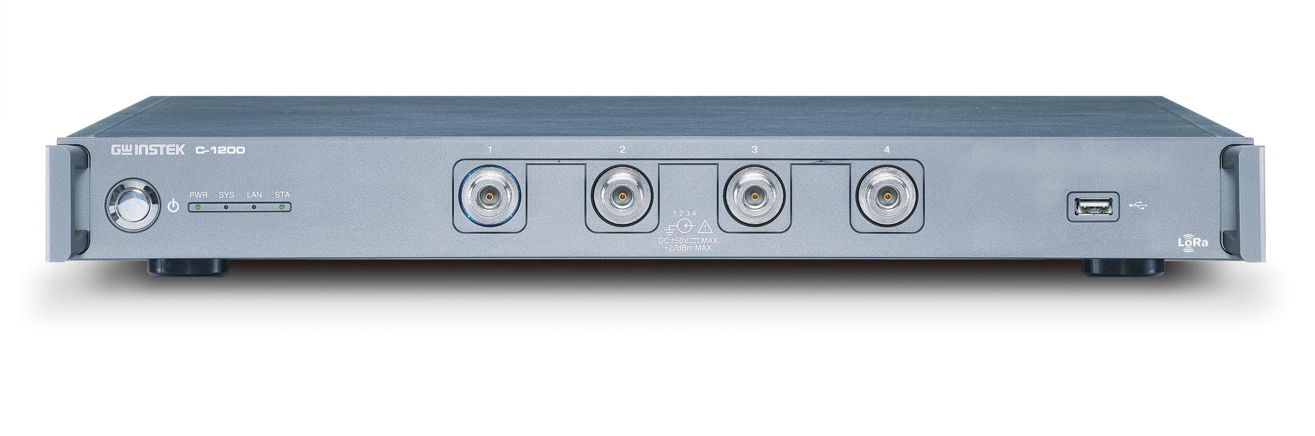 GWInstek C-1200 Multi-Channel LoRa Tester