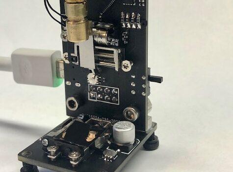 ESP32 Burninator is a tiny laser engraver