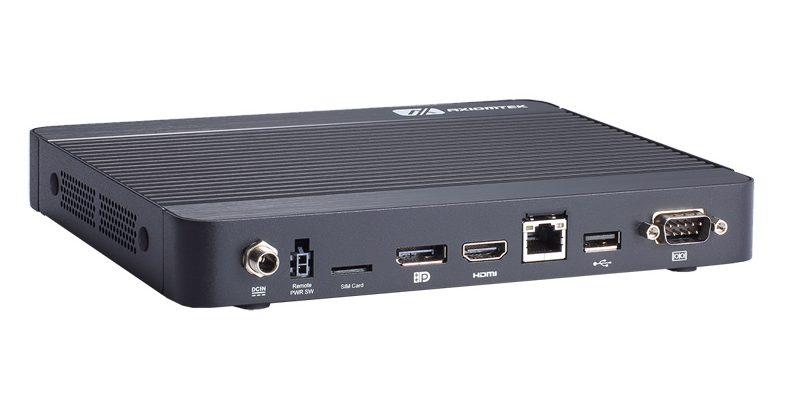 Axiomtek's Ultra-slim 4K Digital Signage Player with Dual Displays – DSP501-527