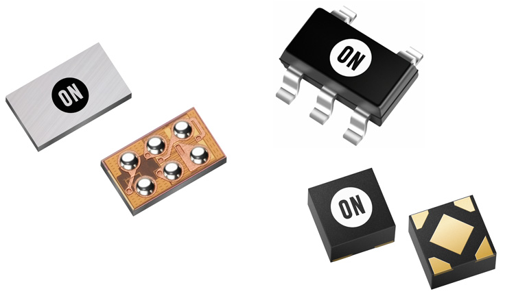 ON Semiconductor Low Dropout (LDO) Linear Voltage Regulators