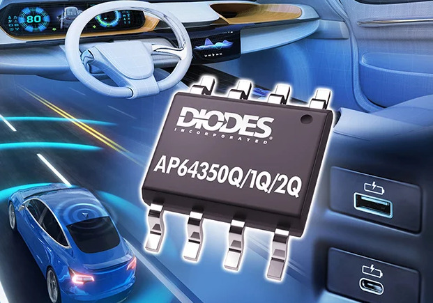 40V Synchronous Buck Converters from Diodes Deliver High Efficiency with Low EMI