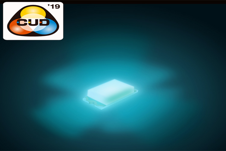 Blue-Green Chip LEDs – Ideal for Color Universal Design Applications