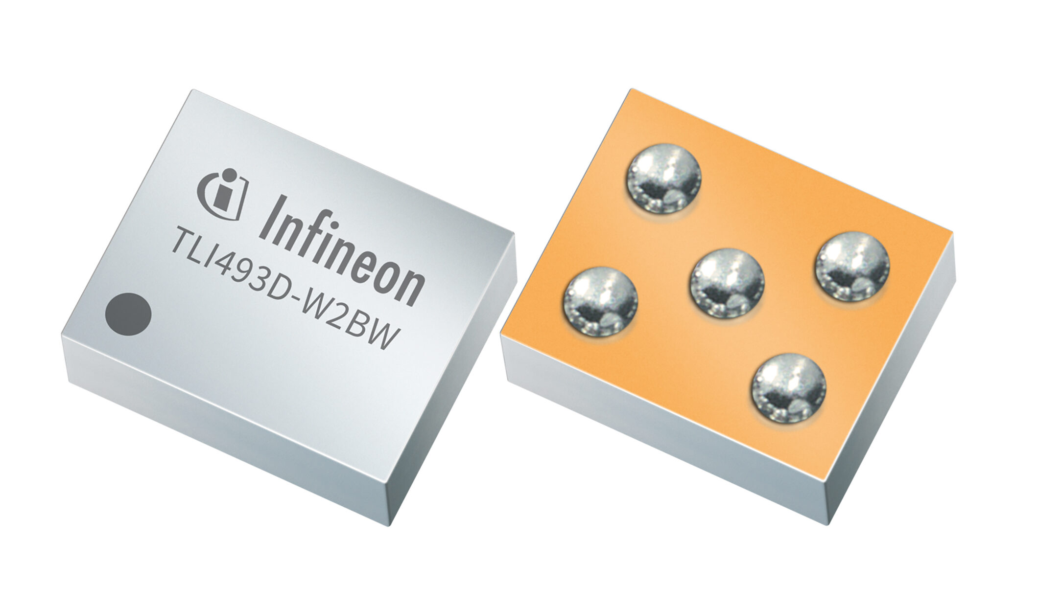 Extremely small power-saving 3D magnetic sensor opens up new design options