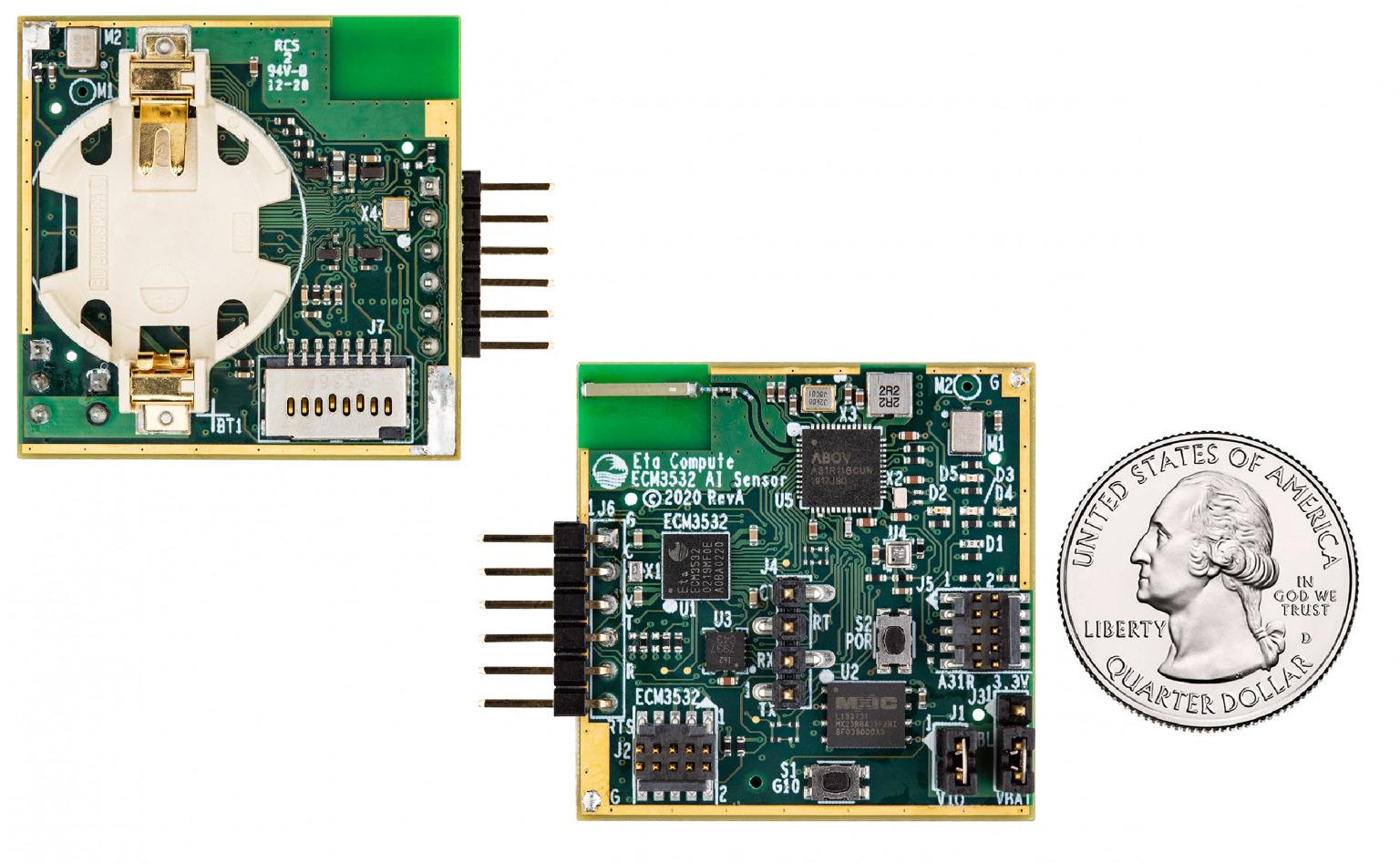 ECM3532 AI Sensor Board