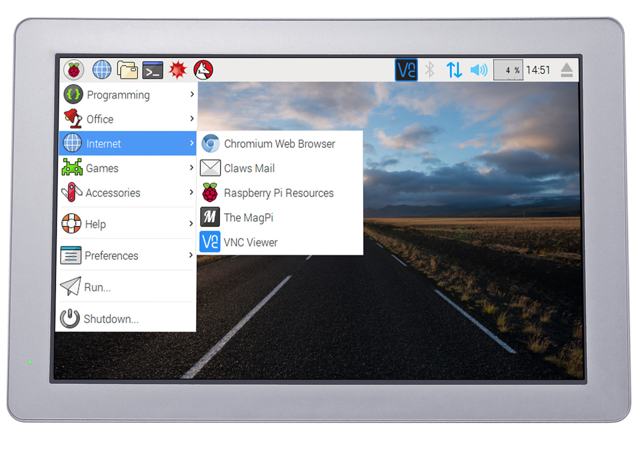 "Saelig Company, Inc. has introduced the ComfilePi CPi-A150WR  – a Raspberry Pi-based industrial PC with a 15"" touch-panel display. Leveraging"