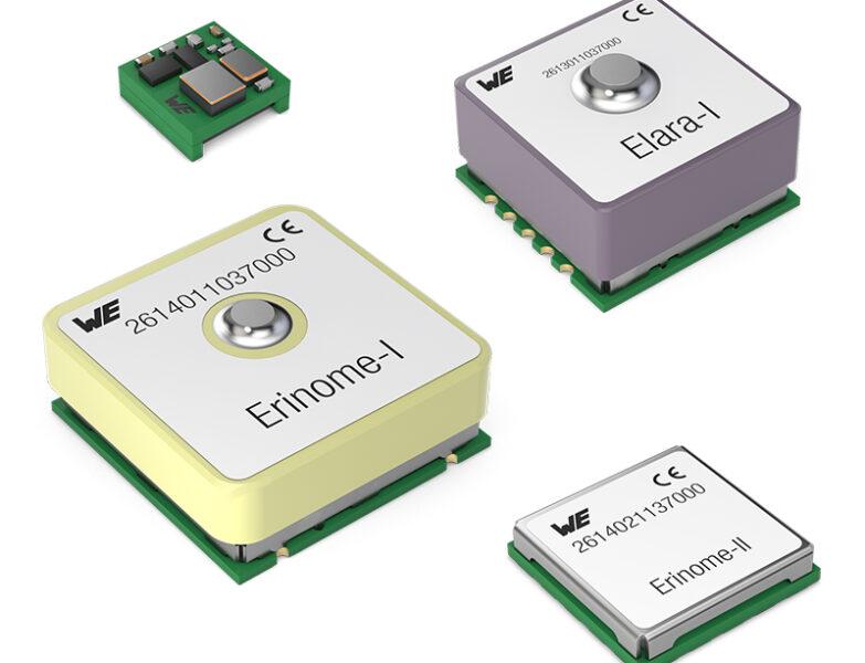 GNSS Modules: Elara and Erinome