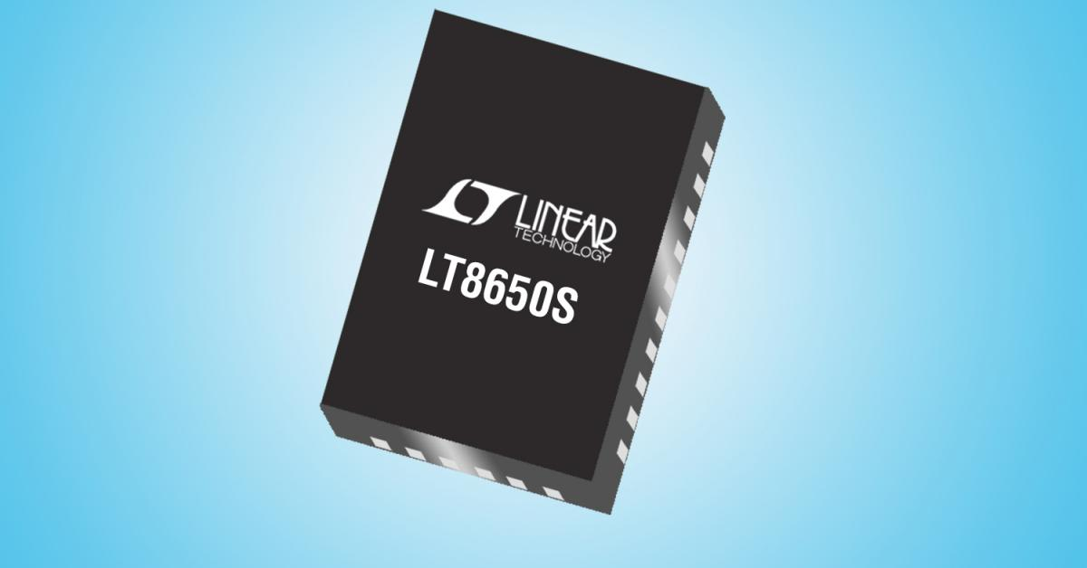New Silent Switcher Offers 95% Efficiency at 2 MHz