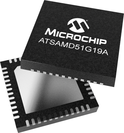 ATSAMD51 Machine Learning MCUs