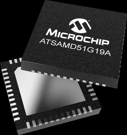 ATSAMD51 Machine Learning MCUs
