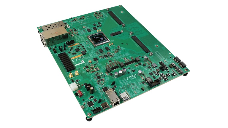 Zynq UltraScale+ RFSoC ZCU208 ES1 Evaluation Kit