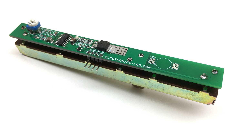 12W Dimmer with Soft Start for 12V LEDs