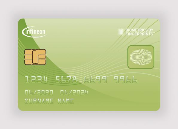 Infineon, Fingerprint Cards join forces to drive deployment of biometric cards