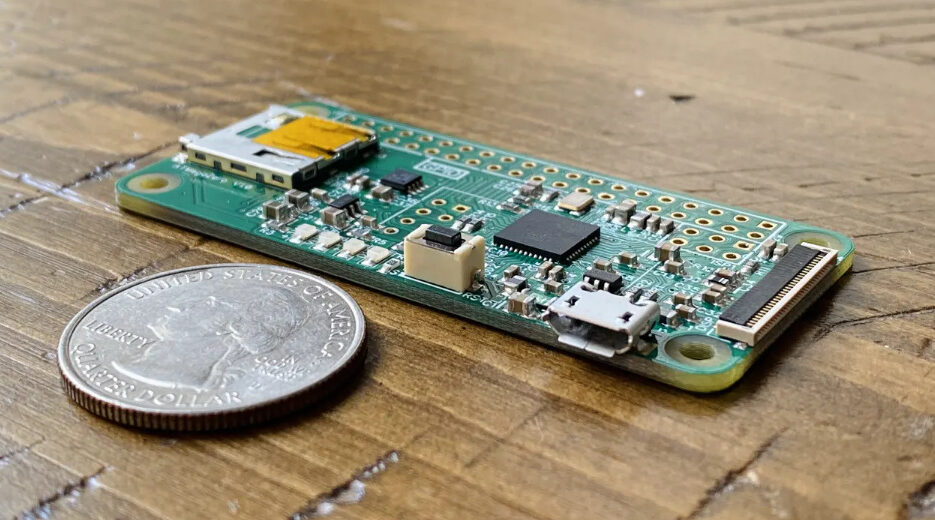 Meet the AtmegaZero: An ATmega32U4 with a Raspberry Pi Zero Form Factor