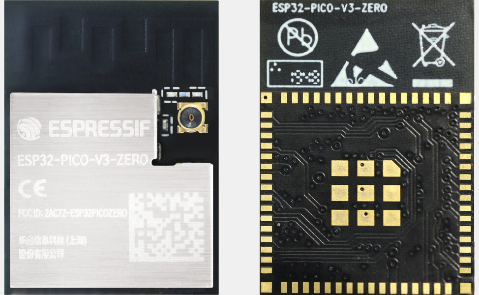 Espressif Teams up with Amazon τo Introduce The ESP32-PICO-V3-ZERO Alexa Connect Kit