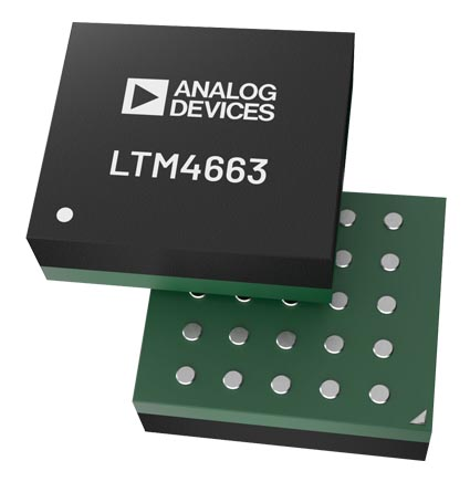 Analog Devices introduced Ultrathin 1.5A μModule Thermoelectric Cooler Regulator