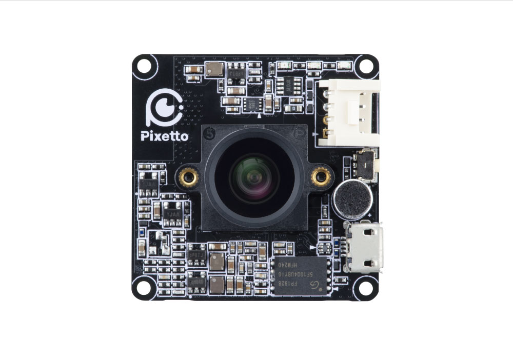 New VIA Pixetto Vision Sensor Provides Support for Advanced Coding using Python and TensorFlow Lite