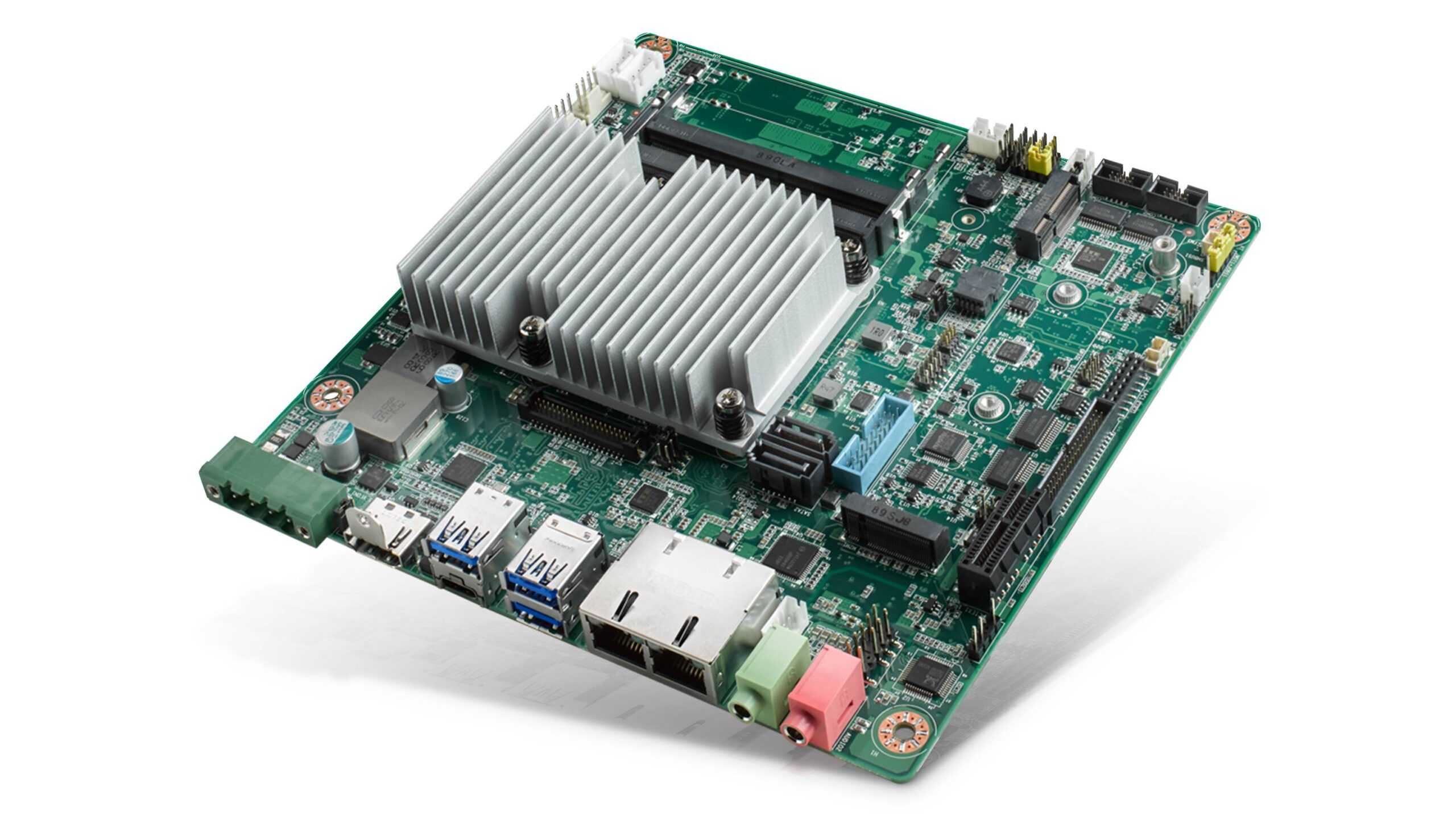 "Advantech Launches AIMB-233 ""THIN"" Mini-ITX Industrial Motherboard with 8th Gen. Intel® Core™"