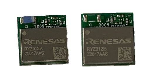 Renesas Introduces Bluetooth Low Energy Module for Ultra-Low Power IoT Applications