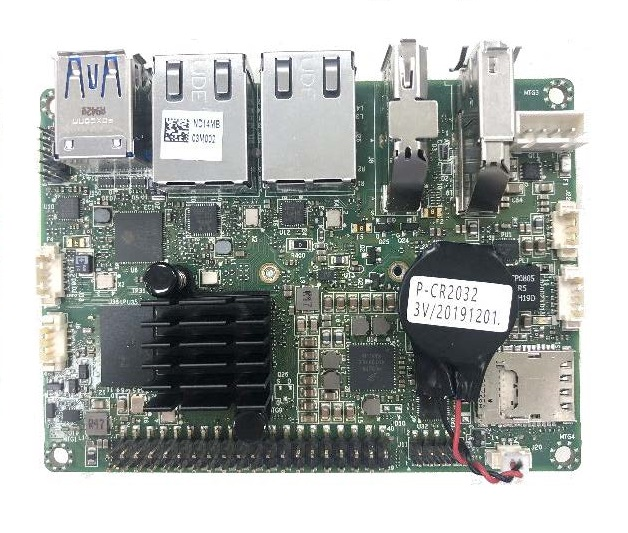 Industrial Pico-ITX Board with NXP Arm Cortex MX8M