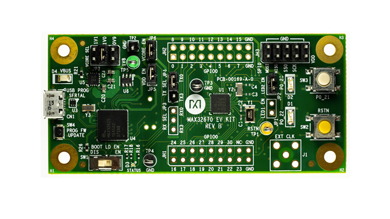 MAX32670 – High Reliability, Ultra-Low Power Microcontroller Powered by Arm Cortex M4 Processor