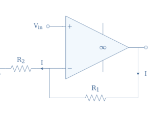Non-inverting OPAMP