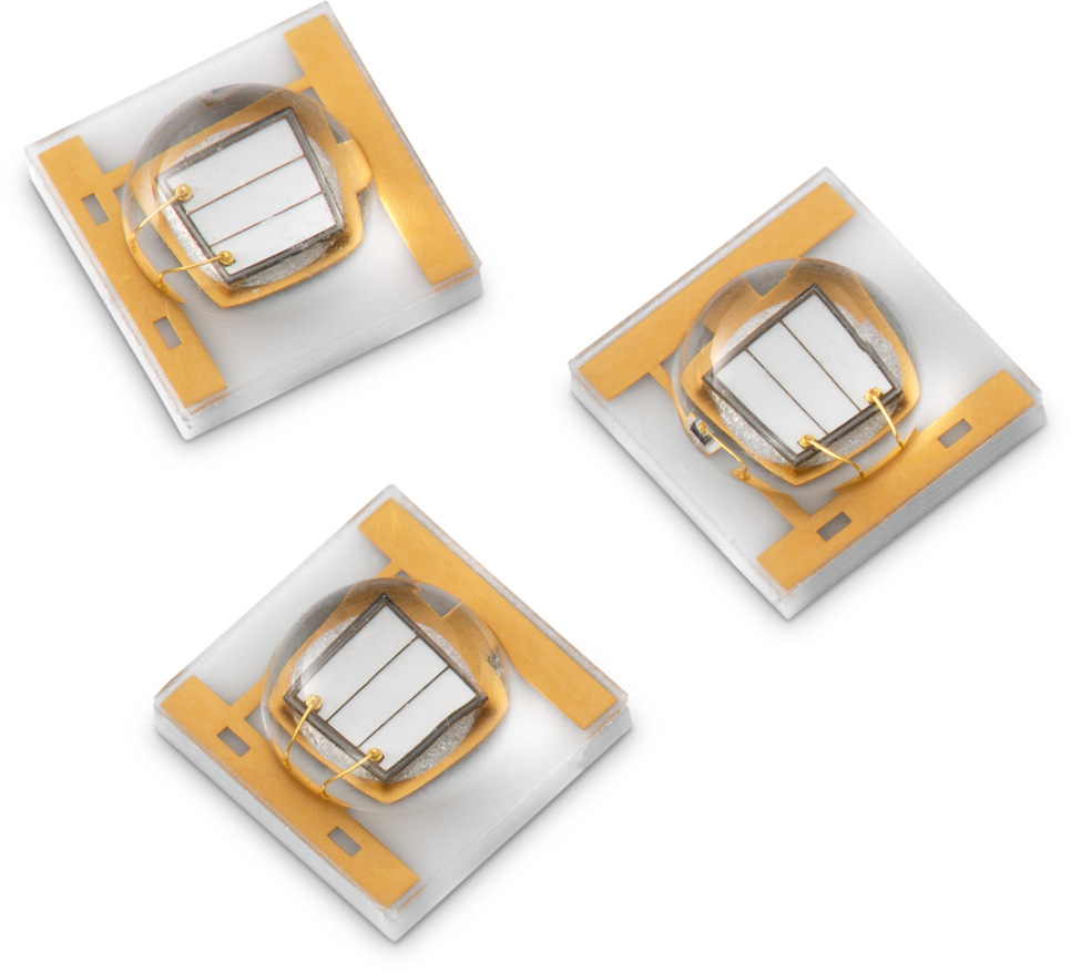 Würth Elektronik WL-SUMW High Power Ultraviolet LEDs