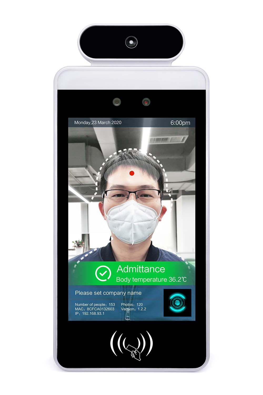 Saelig Announces The PF08H1 Facial Temperature Screening Kiosk