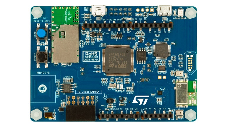 X-CUBE-AZURE – Microsoft Azure software expansion for STM32Cube