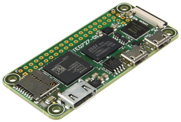 Meet the ZynqBerryZero: An FPGA Development Board with a Raspberry Pi Zero Form Factor