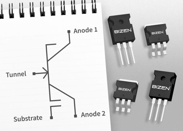 First Bizen quantum tunnelling transistors launched