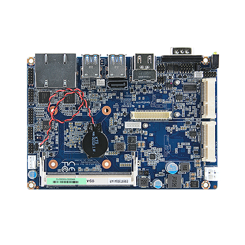 ECM-EHL 3.5-inch SBC Powered by New Intel Elkhart Lake SoC