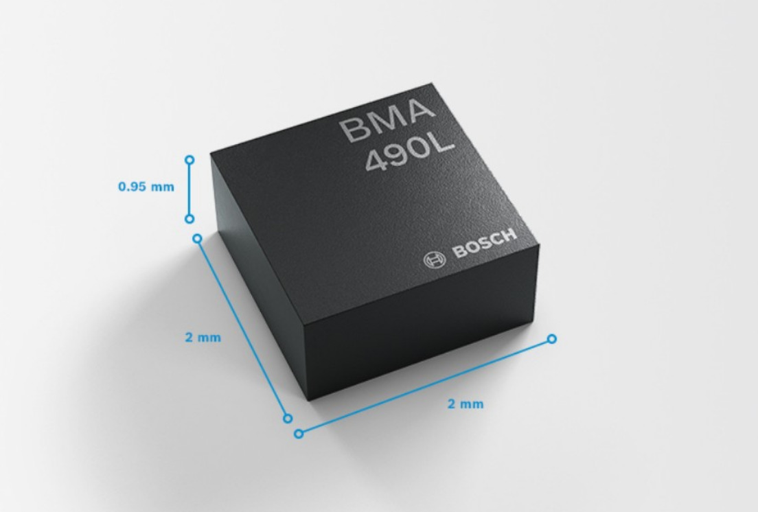 BMA490L High-Performance Longevity Acceleration Sensor