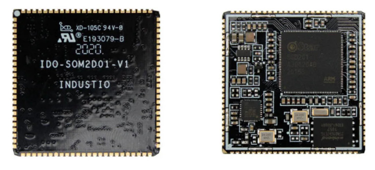 $10 System-on-Module Drives Full HD Smart Displays via SigmaStar SSD201 SoC