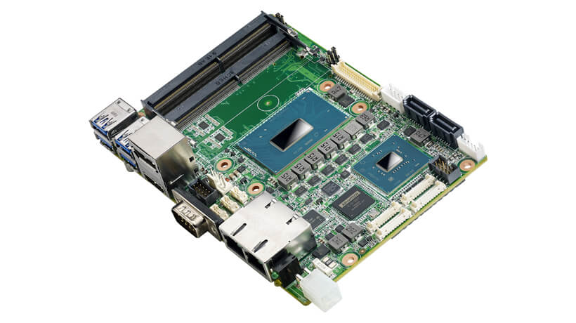 Advantech Introduces High-Performance 3.5″ SBC MIO-5393 with 9th Gen. Intel® Xeon®/Core™
