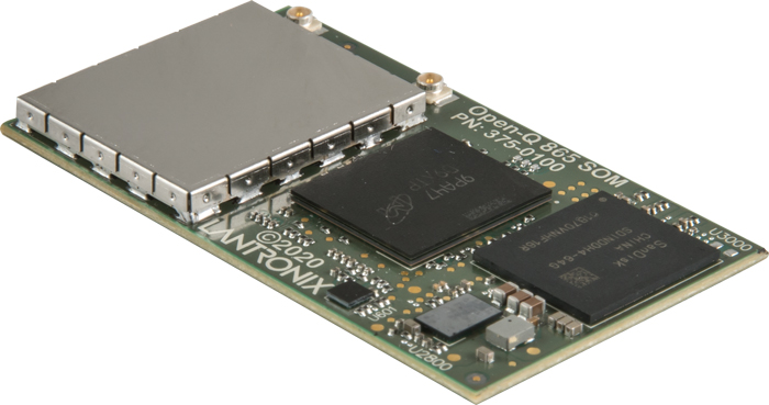 Lantronix Announces Ultra-Compact Open-Q 865XR System on Module (SOM) to Power IoT