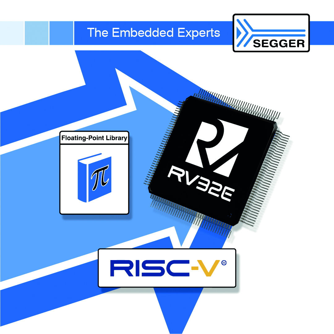 RV32E Floating-Point library offers 72% code size reduction