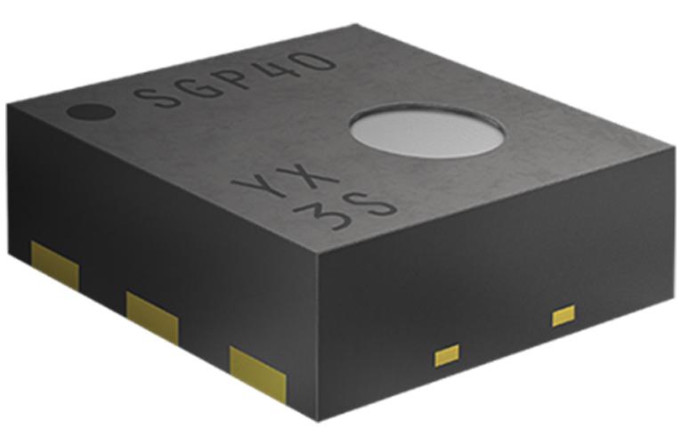 Low Power CMOS Digital VOC Sensor for Indoor Air Quality Applications