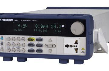 BK9801 – AC Bench Power Supply with 300 V, 1.5 A output