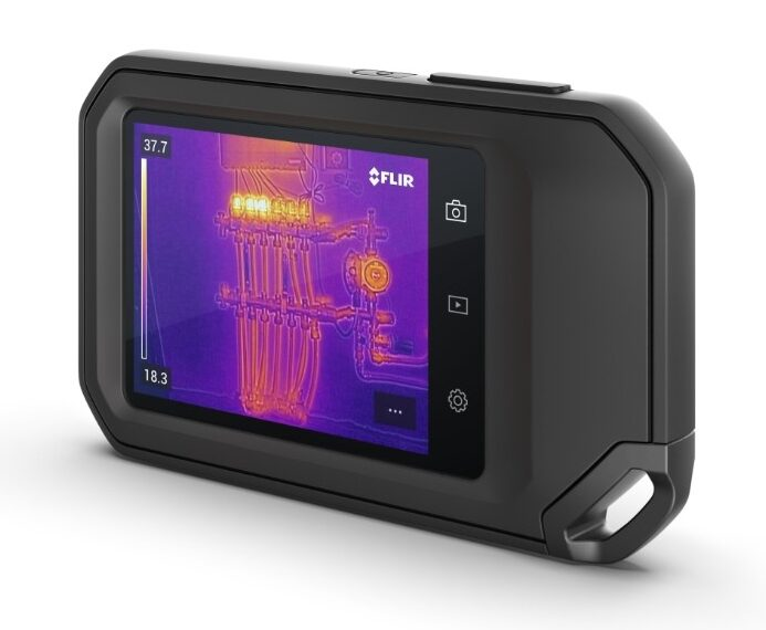 Flir C5 – Industrial pocket-sized IR camera with Cloud connectivity