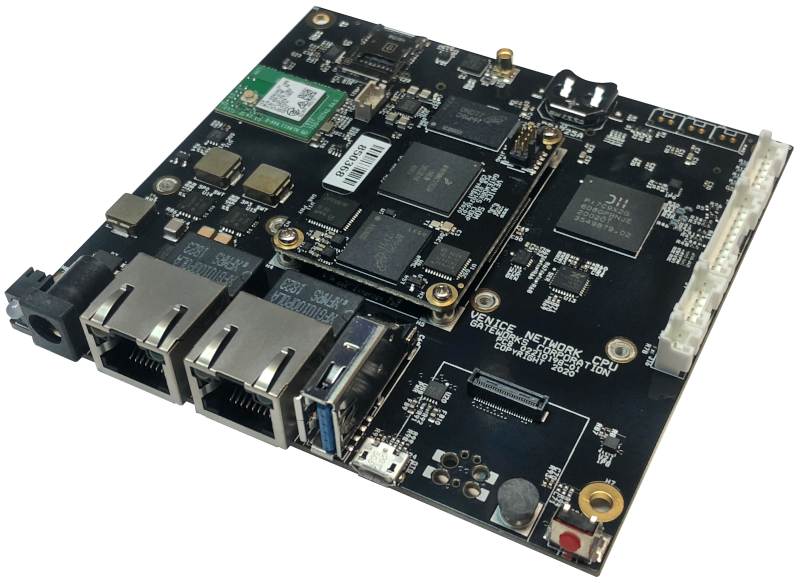 New 64-bit i.MX8M Mini Industrial SBC Family from Gateworks