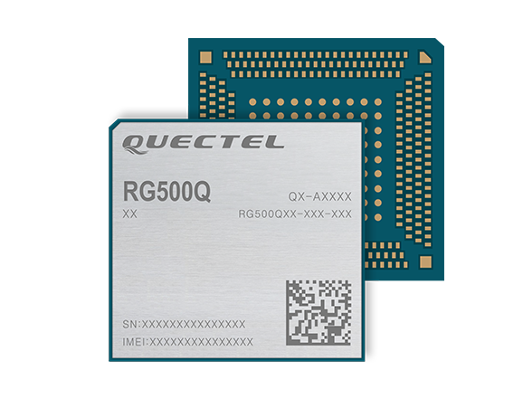 Quectel RG500Q is a 5G Sub-6 GHz LGA module optimized specially for IoT