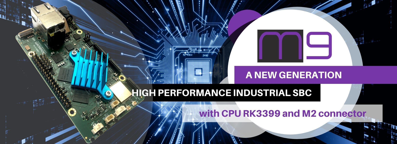 Discover the new Novasom's M9 SBC Tought for advanced multimedia applications