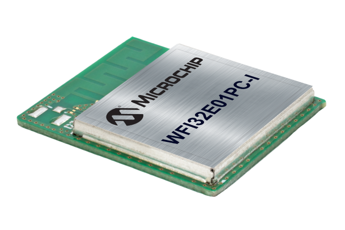 Microchip Introduces Its First Trust&GO Wi-Fi 32-bit MCU Module