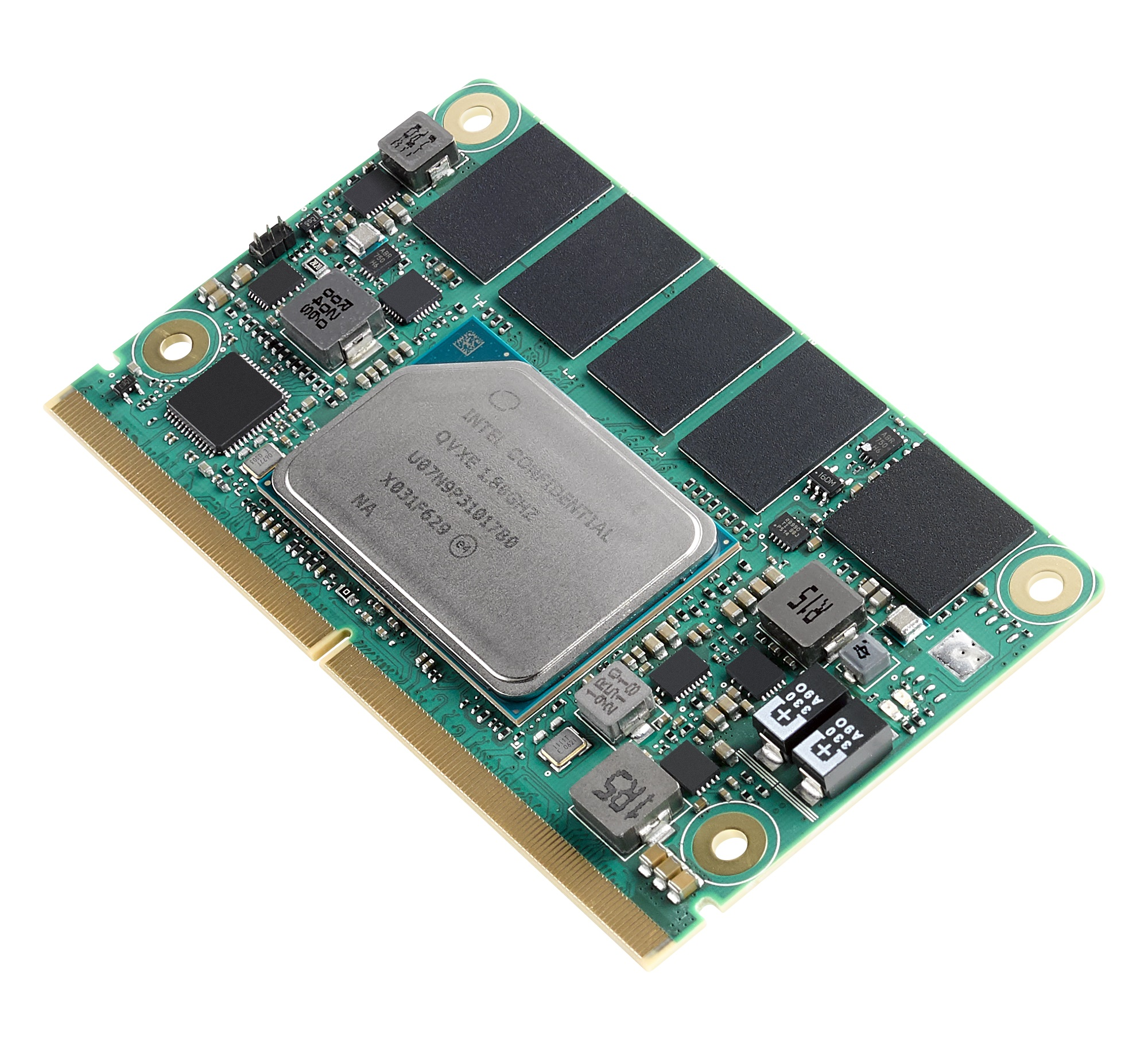Advantech Launches Latest SMARC 2.1 Design SOM-2532 for Real Time Automation Control