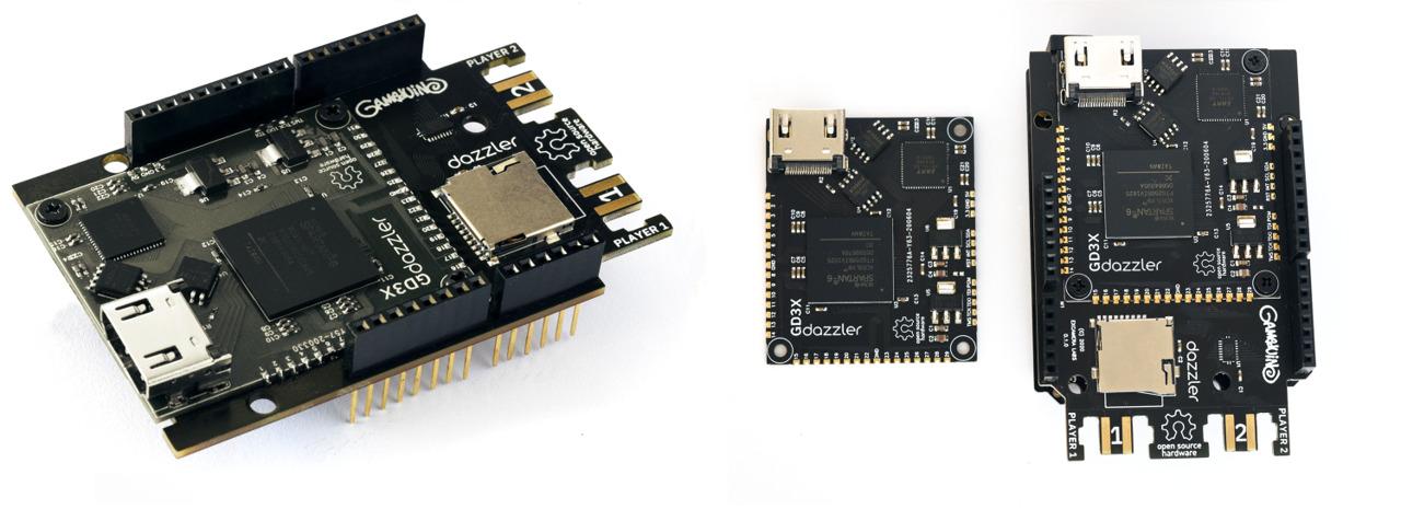 New Arduino-Compatible HD Gaming Development Platform Leverages Bridgetek Graphic Controller Technology