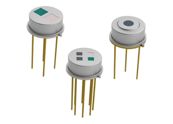 QGC Pyroelectric Infrared Analog Gas Sensors