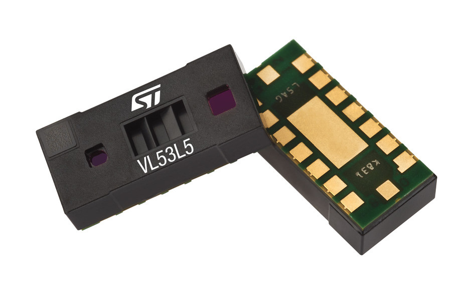 New generation Time-of-Flight Ranging sensor with advanced multi-zone and multi-object detection